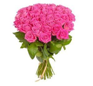 Траурные букеты из живых цветов №9
