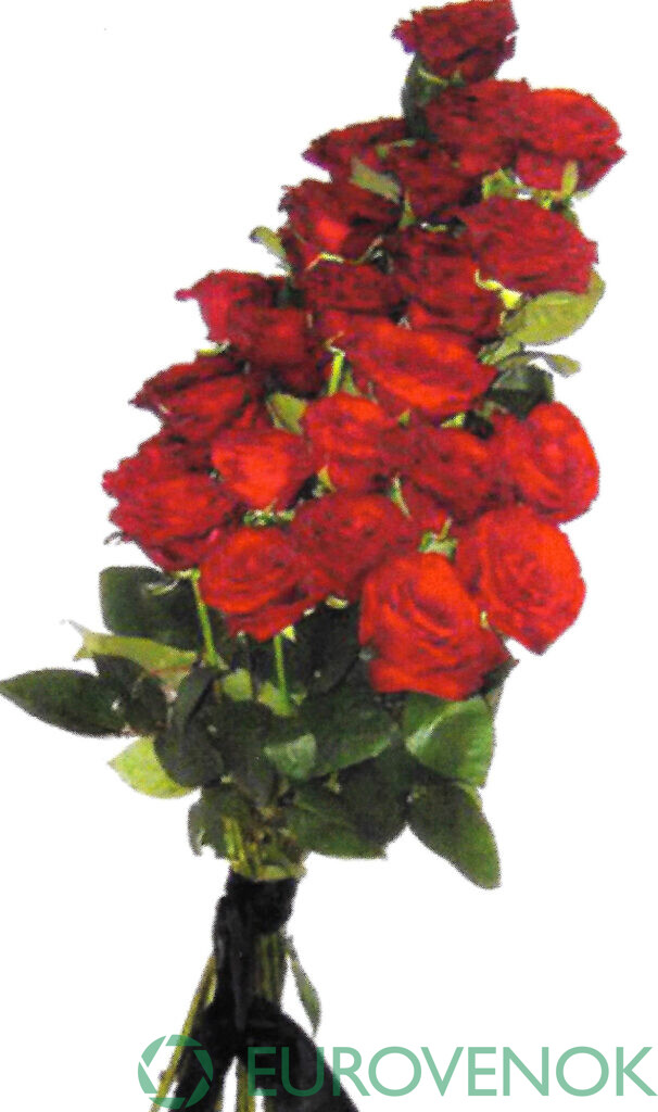 Траурные букеты из живых цветов №110