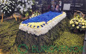 Оформление могил №46
